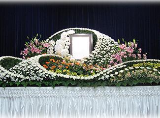 葬儀の和田_祭壇イメージ例