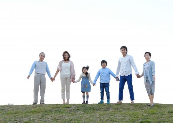 葬儀の和田_家族イメージ