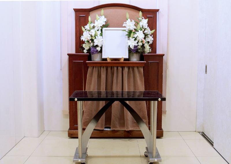 葬儀の和田_ご遺体安置イメージ