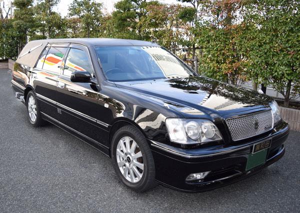 家族葬の和田_霊柩車イメージ